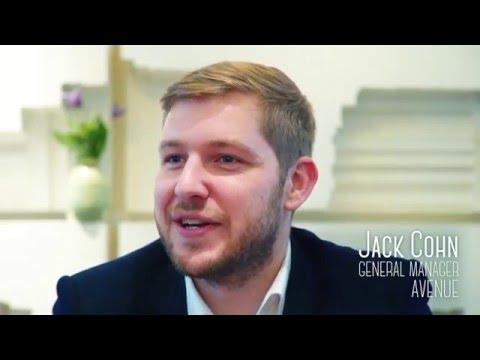 Jack Cohn, on the Elevate Training Programme