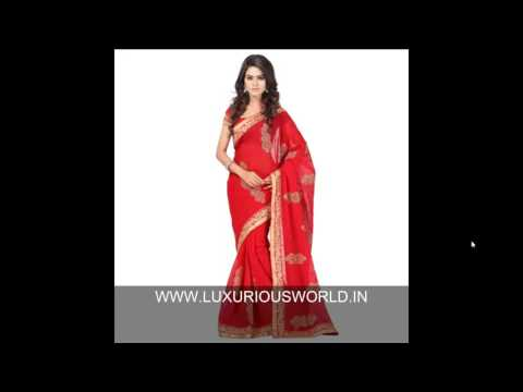 HPD Designer wear Saree for Indian Women's