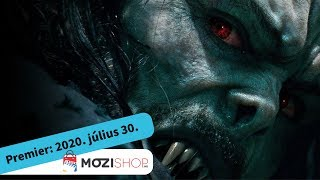 Morbius - magyar szinkronos előzetes #1 / Akció