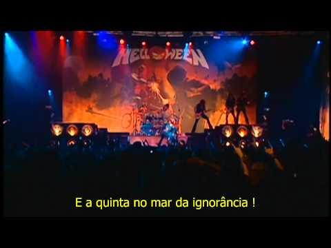 Helloween - Keeper of the Seven Keys (Live on 3 Continents) Legendado-HD