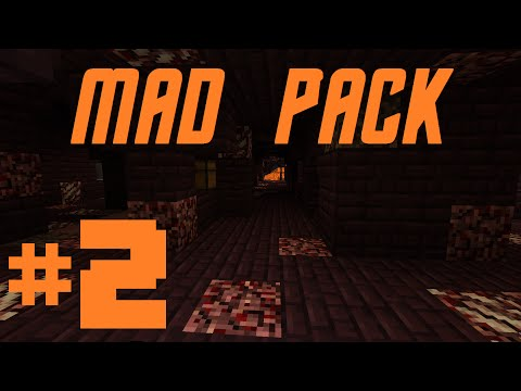 MadPack Modded Minecraft: Episode 02 - Dungeon Drama