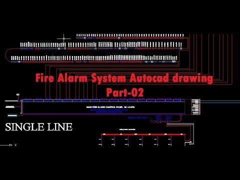 Fire Alarm System Drawing - The O Guide
