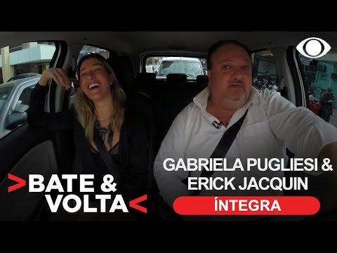 Bate & Volta: Jacquin sugere que Gabriela Pugliesi se vista de prostituta