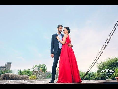 Chirag + Sejal  Pre Wedding Video On Hawayein