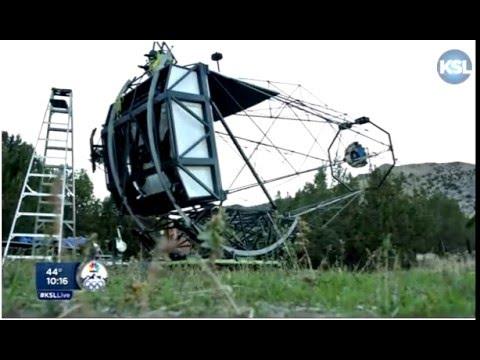 World's Largest Amateur Telescope