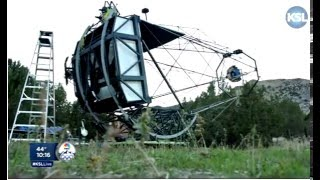 World's Largest Amateur Telescope