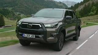 Toyota Hilux po liftingu