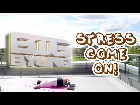 【KY】BIG BYUNG(빅병) — STRESS COME ON! WORKOUT PARODY!