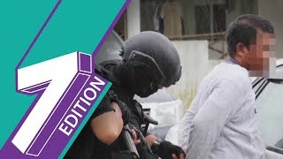 Police Arrest Eight Terrorist Suspects