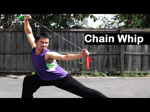 My Daily Kung Fu Training #1 - Chain Whip