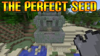 ★Minecraft Xbox 360 + PS3: TU24 Seed Showcase - Jungle Temples, Villages, Witch huts & MORE! ★