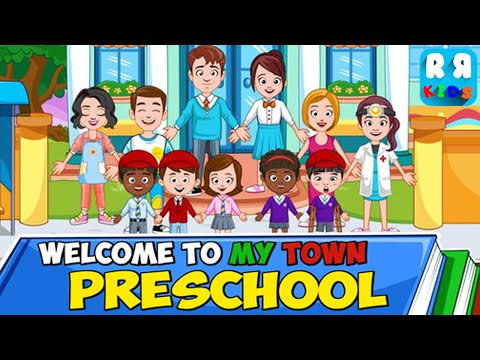 My Town : Preschool - New Best Apps For Kids - IOS / Android - Full Gameplay