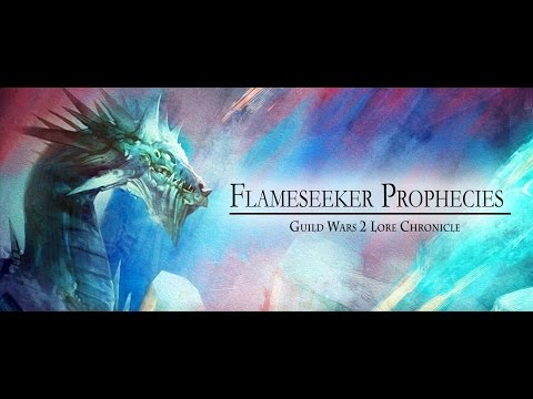Guild Wars 2 Lore | The Flameseeker Prophecies | The Krytan Herald