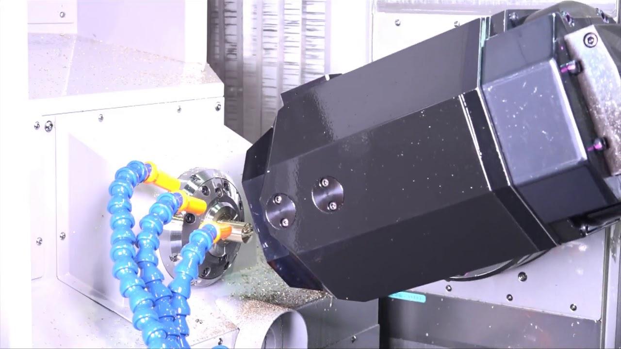Introducing the Tsugami SS38MH-5AX
