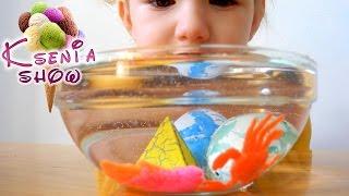 Динозавры в яйцах Игрушки растущие в воде Смотрите. Распаковка. Обзор. Dinosaur eggs(Игрушки Динозавры вырастают по типу шариков Orbeez. Обзор. Распаковка. У нас есть яйца динозавров, инопланетны..., 2016-02-10T17:48:11.000Z)