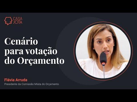 Live com deputada Flávia Arruda (PL-DF), presidente da Comissão Mista do Orçamento | 23/03/21