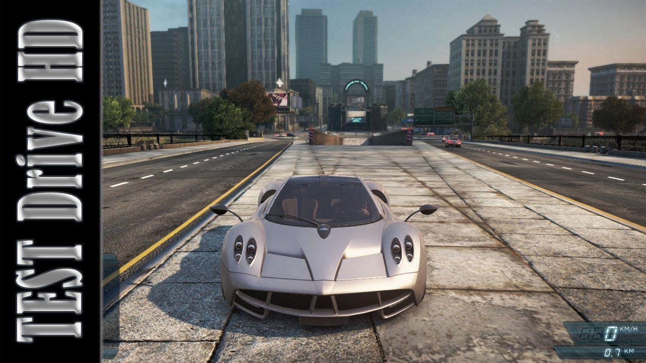 Pagani huayra need for speed most wanted 2012 test drive hd pagani huayra need for speed most wanted 2012 test drive hd vanachro Image collections