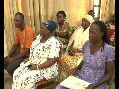 Newborn Care Training for Health Personnels in Northern Ghana 14