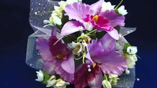 Свадебный набор Орхидея любви