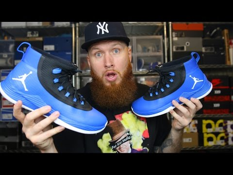 AIR JORDAN ULTRA FLY 2 PERFORMANCE OVERVIEW!!! INITIAL THOUGHTS!!!
