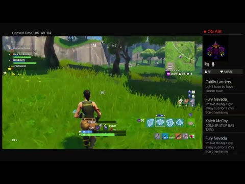 FORTNITE BATTLE ROYALE| PLAYING W SUBS| GJG