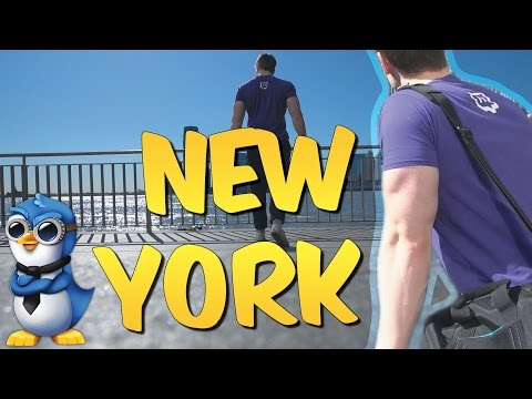 "KEVIN ""LOST"" IN NEW YORK!"