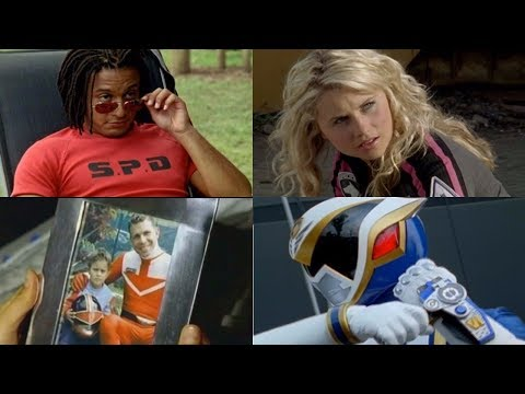 Power Rangers S.P.D.: Cultivating Concepts and Characters(Part 2)