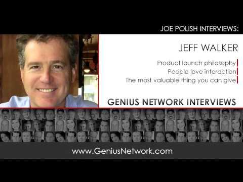 Jeff Walker: Genius Network Interviews