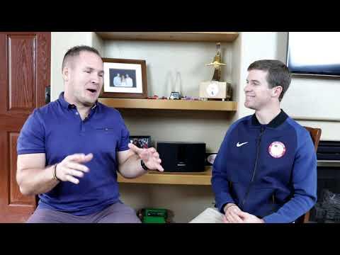 #26 - Mac Bohonnon -  Current Olympic Ariel Ski Jumper Talks Dedication and Preparation