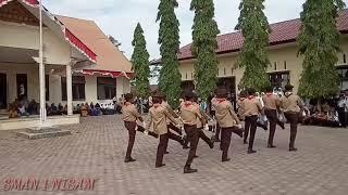 Juara 1 LKBB kec Nisam - Aceh Utara