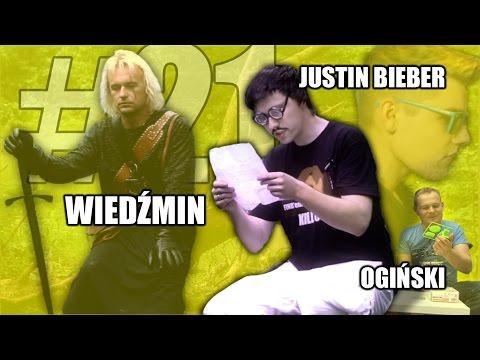 Justin Bieber, Wiedźmin i Ogiński - CYBER INFO # 21