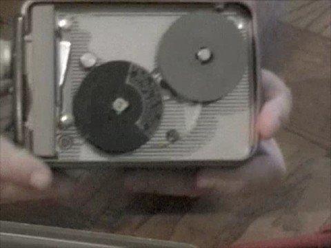 Kodak Brownie 8mm Movie Camera (Part 2)