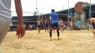 Team Tài Súng Vs Team Thạch (Trận cuối) | BÓNG CHUYỀN ĐÓ ĐÂY