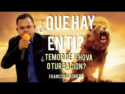 ¿Que Hay En Ti? ~ Francisco Romero