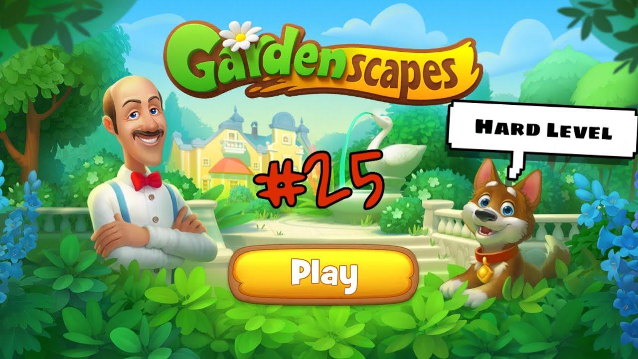 Gardenscape Level 25