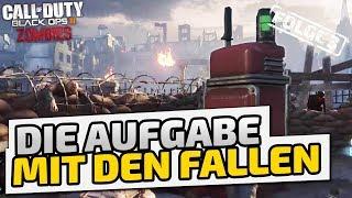 Die Aufgabe mit den Fallen - ♠ CoD: Black Ops 3 Zombies ♠ - Deutsch German - Dhalucard