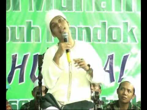 Ceramah DR KH Muhammad Abbas  Fuad Hasyim Buntet cerebon, Di PP Al Amiriyah Tegal,jan 2014