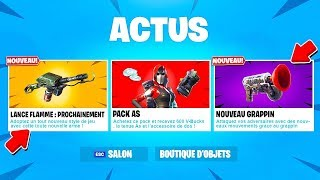 "THE NEW ARMES ""ULTRA SECRETE"" that ARRIVE THIS WEEK on FORTNITE Battle Royale! 😱"