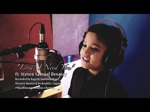Matt Maher - Lord, I Need You | Unplugged Cover | Steven Samuel Devassy | KKonnect Music
