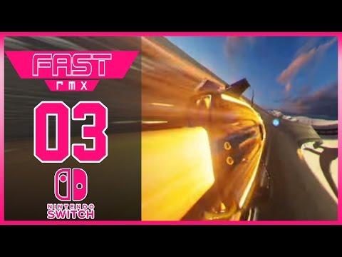 Fast RMX - Part 3 | Championship Mode: Subsonic League - Mercury |