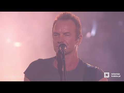 Legendarny Sting wystąpił w TAURON Arenie Kraków