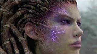 ★ Starcraft 2 - Heart of the Swarm - The Movie Extended Cut - ALL HD Cinematics & MORE!