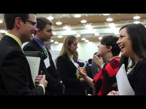 Career Fairs, Networking, and Internships at UT Austin
