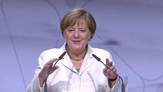 Digital-Gipfel 2017: Keynotes von Bundeskanzlerin Angela Merkel und Bitkom-Präsident Thorsten Dirks