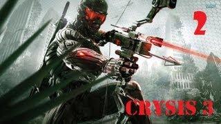 Прохождение Crysis 3 - часть 2