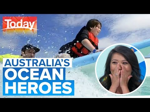 Special Story Leaves Newsreader In Tears   Today Show Australia