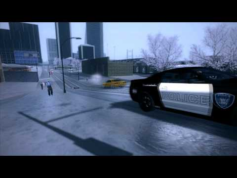 Snow San Andreas 2011 HQ - SA:MP 1.1