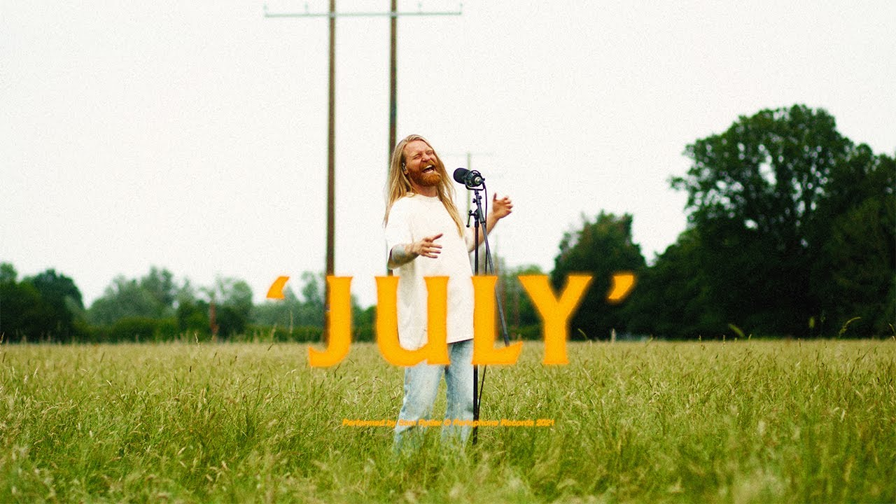 Download Sam Ryder - 'July' (Vertical Lyric Video)