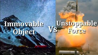 Immovable Object Vs Unstoppable Force Paradox (Hindi)