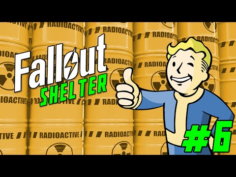 FALLOUT SHELTER Gameplay Part 6 -